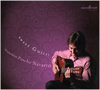Sweet Guitar CD by Pancho Navarro